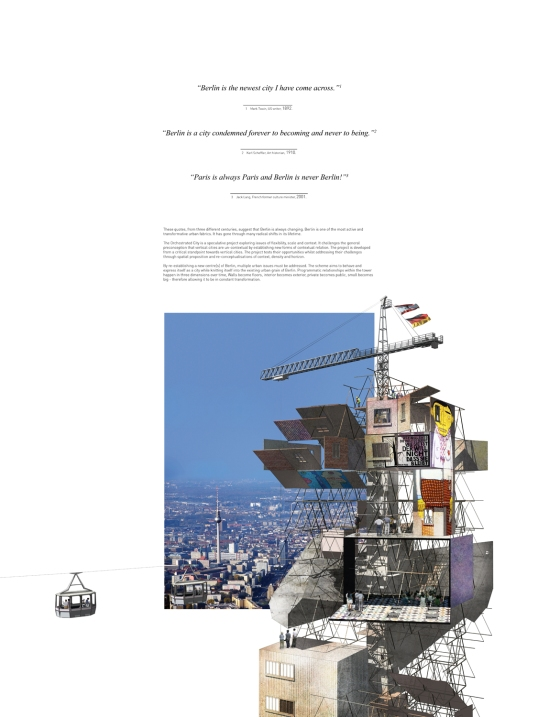 vertical city thesis